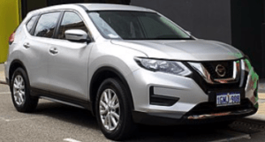 Hard to Turn Steering Wheel Nissan X-Trail