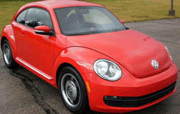 Shutting off when driving Volkswagen Beetle