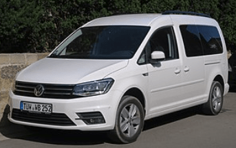 P0301 Volkswagen Caddy