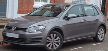 P0404 Volkswagen Golf