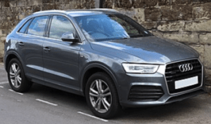 Hard to Turn Steering Wheel Audi Q3