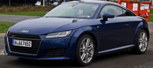 Hesitation When Starting Audi TT
