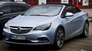 White Exhaust Smoke Buick Cascada