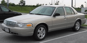P0404 Ford Crown Victoria
