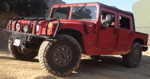 Bad Fuel Pump Signs HUMMER H1