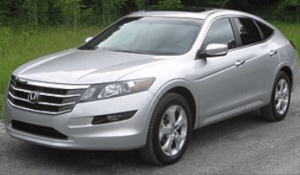 Shutting off when driving Honda Crosstour