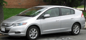 P1399 Honda Insight