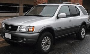P2187 Honda Passport