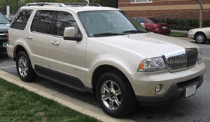 P0354 Lincoln Aviator
