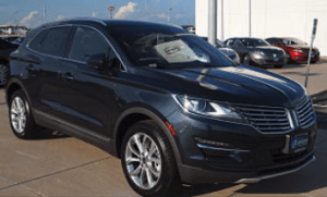 Clutch Slips Lincoln MKC