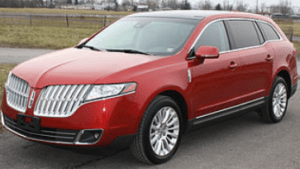 Bad ECM Symptoms Lincoln MKT
