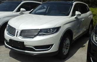 Lincoln MKX P0012: