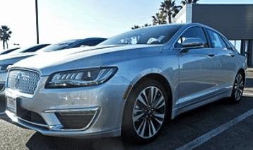 Lincoln MKZ P0113: IAT Sensor → High Input Problem