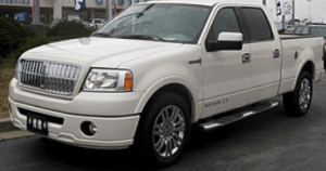 P0354 Lincoln Mark LT