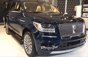 Engine Smoking Lincoln Navigator