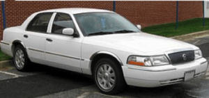 P0207 Mercury Grand Marquis