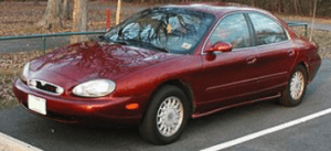 Door Ajar Causes Mercury Sable