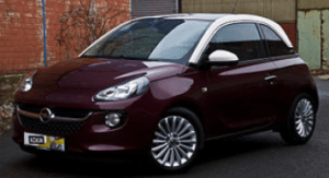 Bad ECM Symptoms Opel Adam