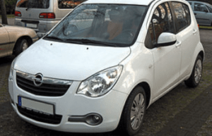 Door Ajar Causes Opel Agila