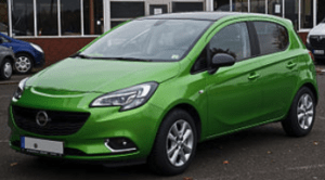 Shutting off when driving Opel Corsa