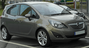Rough Idle Diagnosis Opel Meriva