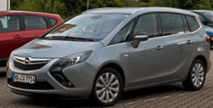Bad ECM Symptoms Opel Zafira