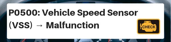 Honda Fit: VSS – Circuit Malfunction | Drivetrain Resource