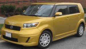 Clutch Slips Scion XB