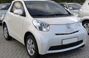 Rough Idle Diagnosis Scion iQ