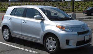 P0354 Scion xD
