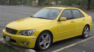 Lexus IS 300 P0010: