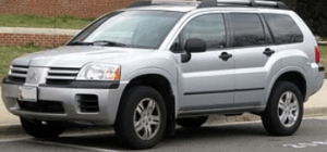 Shutting off when driving Mitsubishi Endeavor