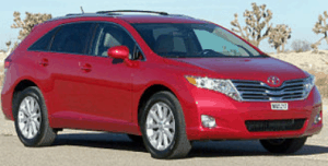 Shutting off when driving Toyota Venza