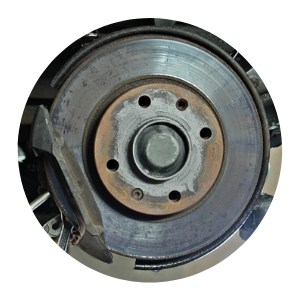 Nissan Frontier Shaking when Braking