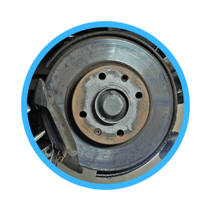 Nissan X-Trail Brakes Grinding Diagnosis