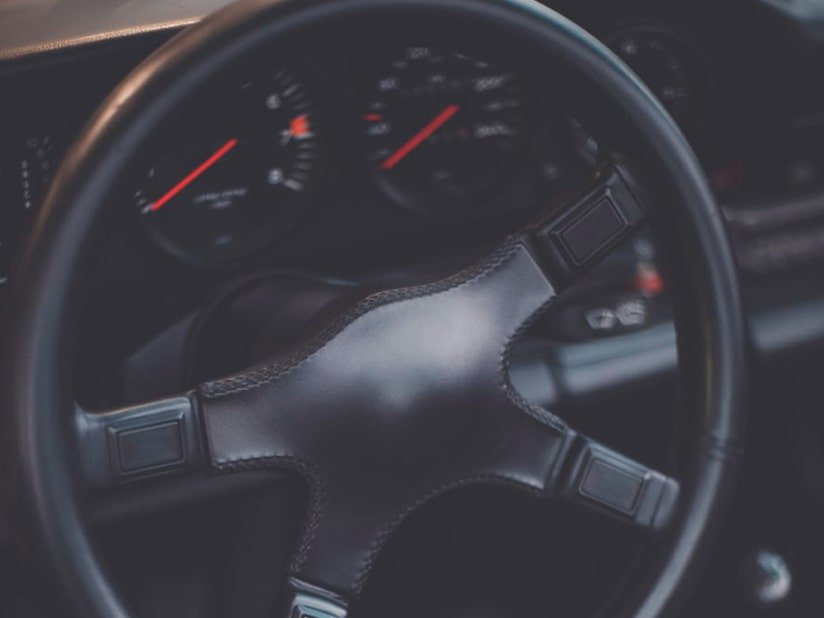Hyundai Tiburon Steering Wheel Hard to Steer