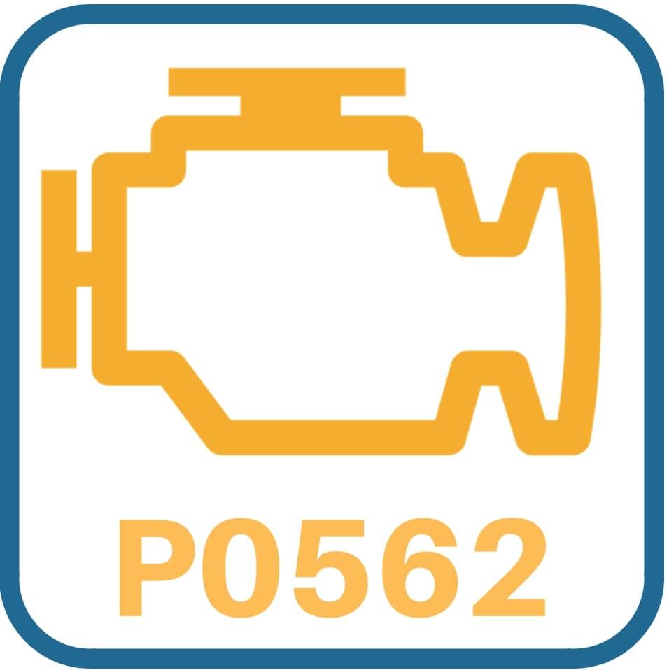 Chevy Express P0562 Symptoms