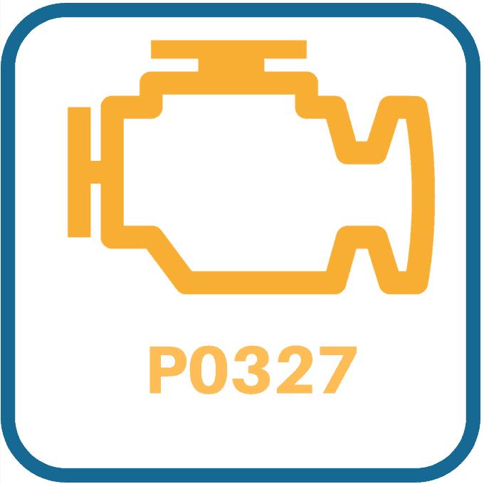 Acura RL P0327 Diagnosis