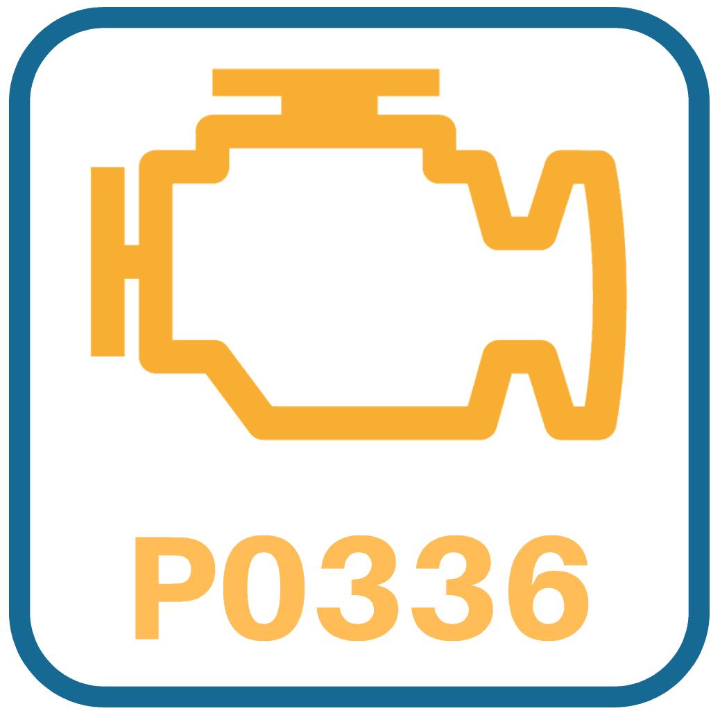 Scion iQ P0336 Diagnosis