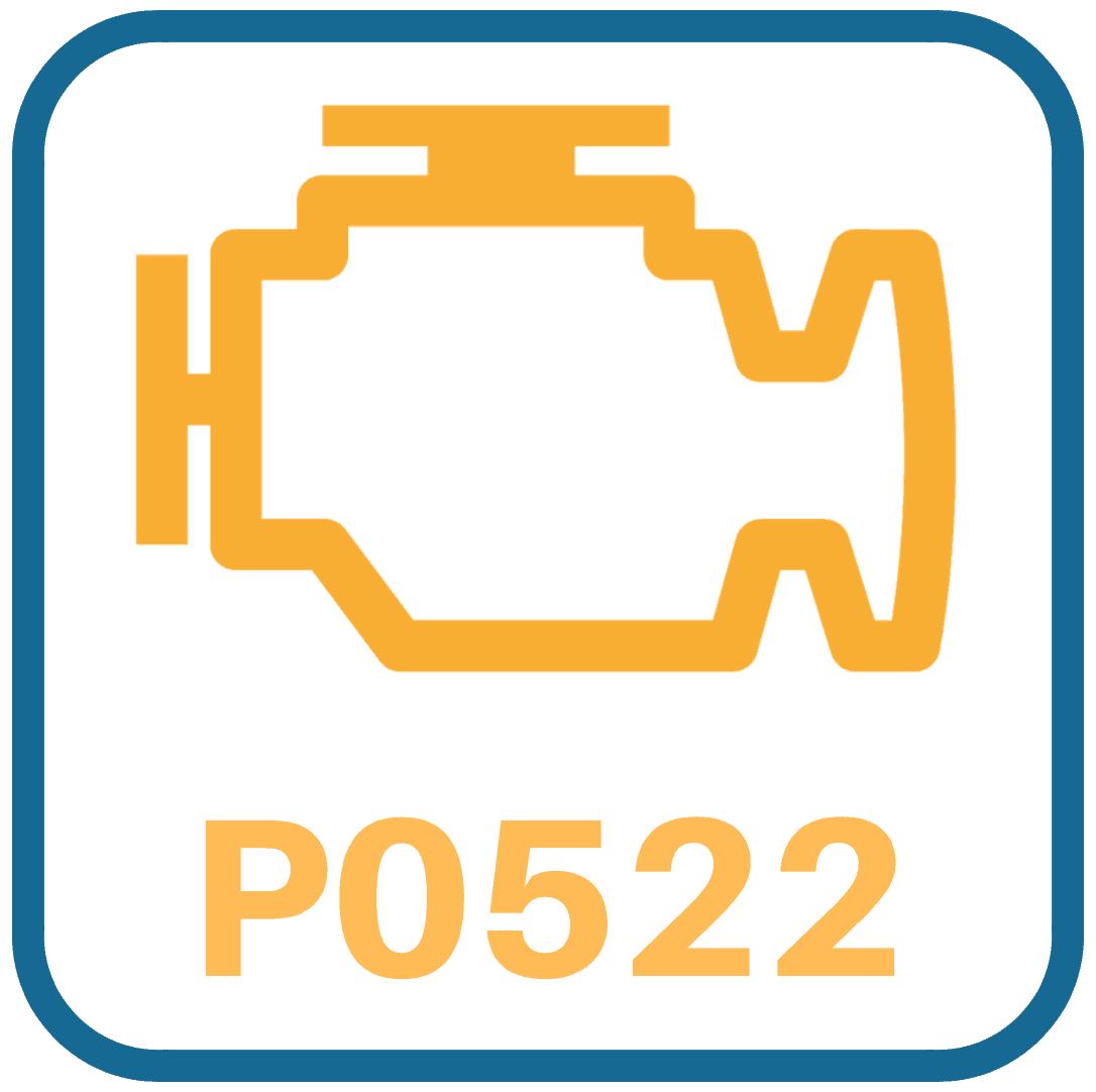 Acura RL P0522 OBD2 Code Diagnosis