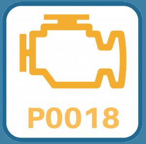 Chevy Equinox P0018 Diagnosis