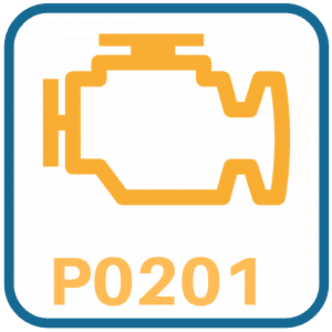 GMC Acadia P0201 Diagnosis