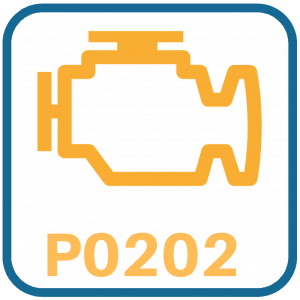 GMC Acadia P0202 Check Engine Diagnosis