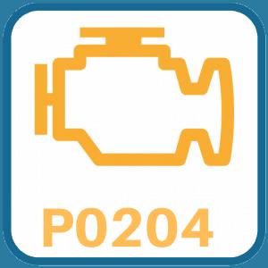 Pontiac Torrent P0204 Troubleshooting
