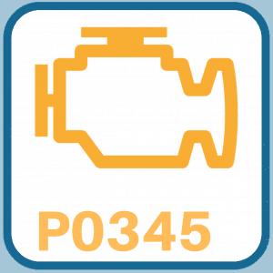 Acura RL P0345 OBDII Diagnosis