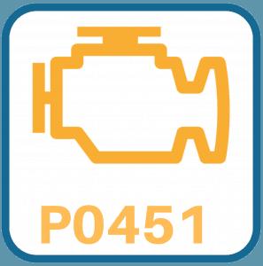 Dodge Stratus P0451 Diagnosis