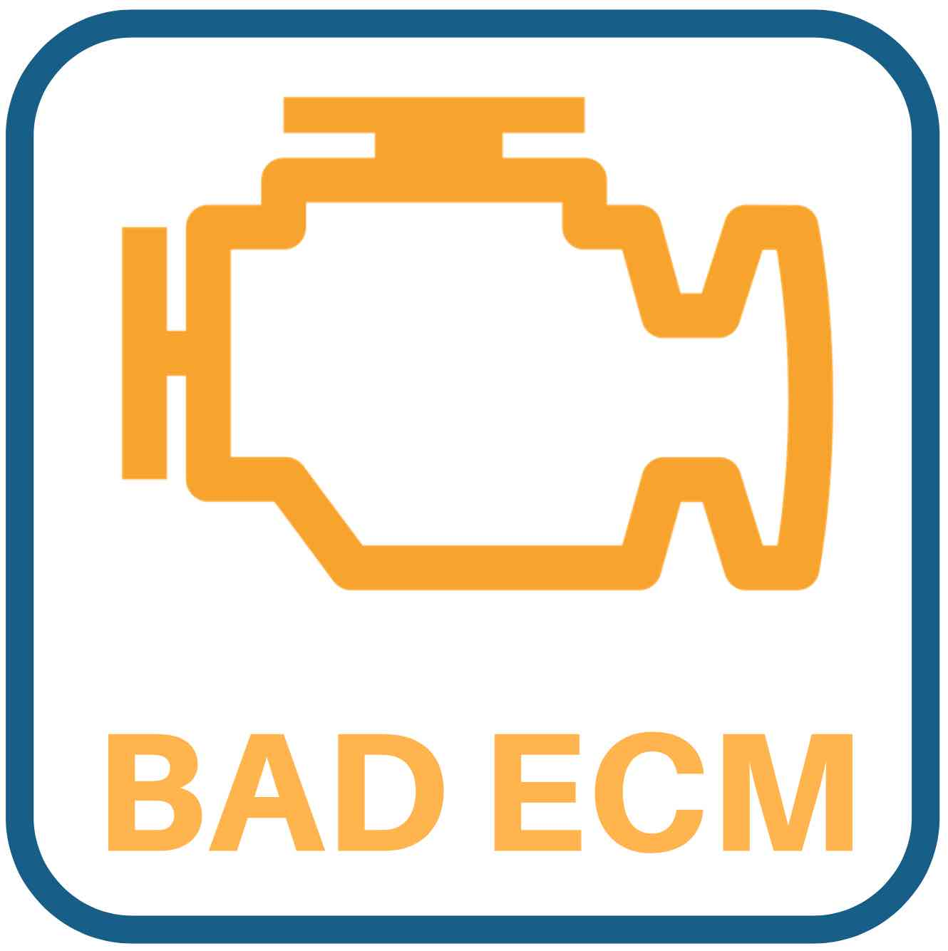 Pontiac Grand Prix Bad ECM Symptoms
