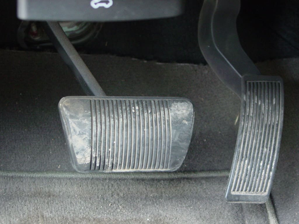 Mitsubishi Endeavor Brake Pedal Hits Floor