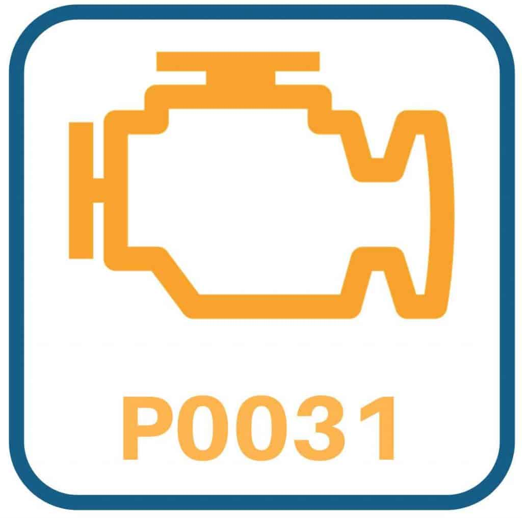 Scion iQ P0031 Diagnosis