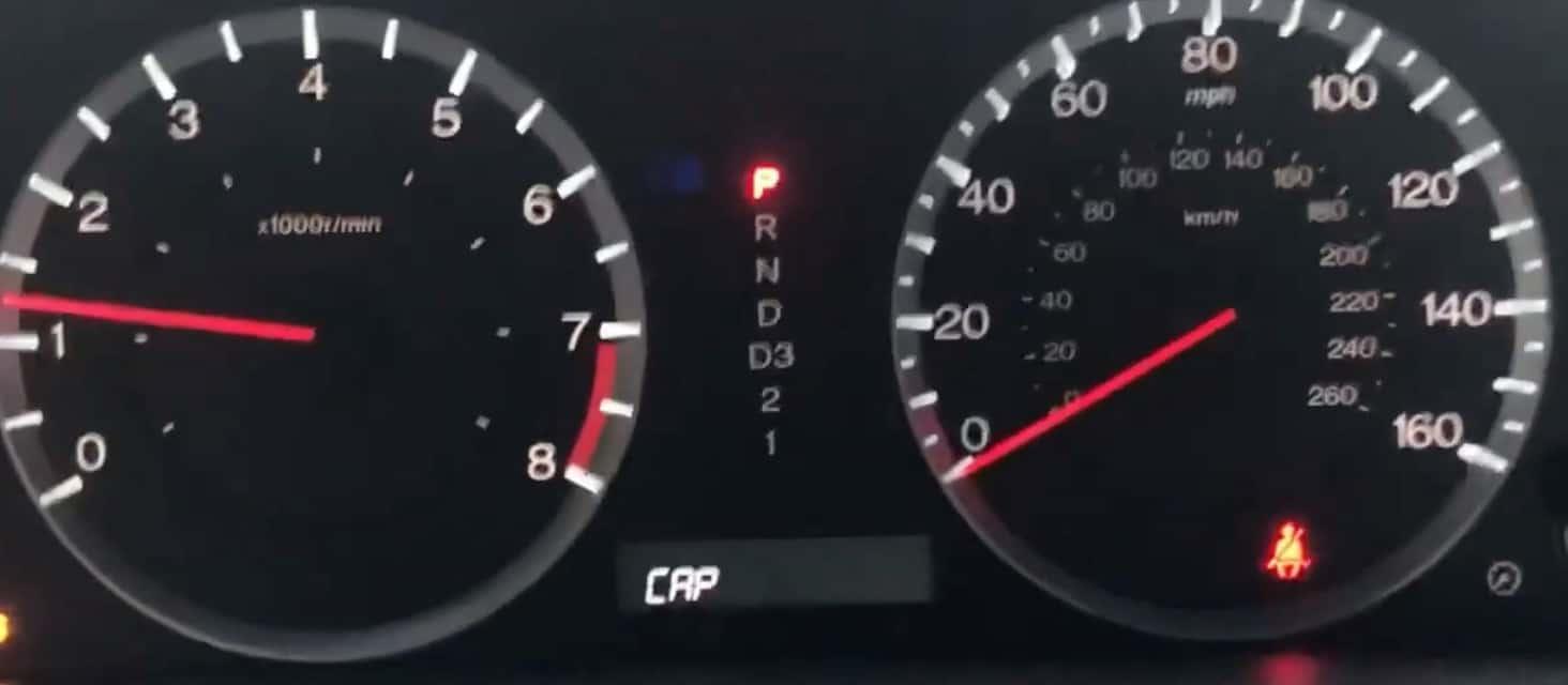 Check Fuel Cap Fix